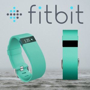 Fitbit Charge HR Activity and Heart Rate Tracker - Unisex